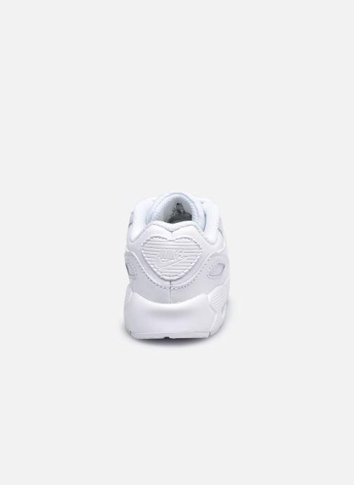 Sneakers Nike Nike Air Max 90 Ltr (Td) Bianco immagine destra