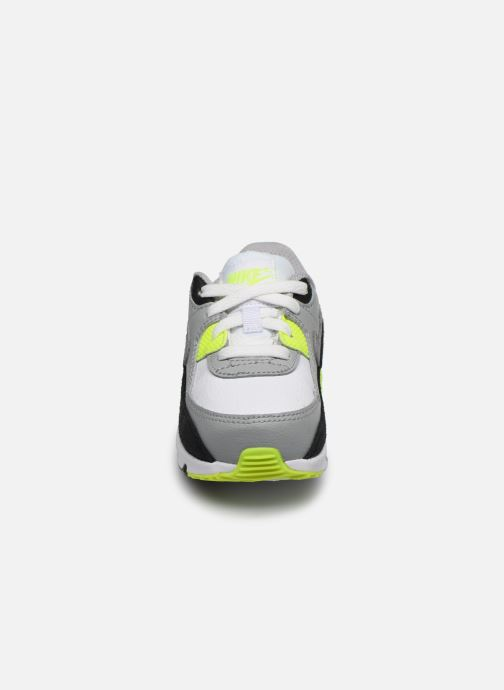 Trainers Nike Nike Air Max 90 Ltr (Td) White model view