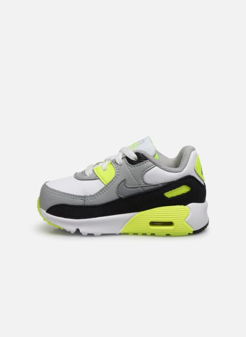 Trainers Nike Nike Air Max 90 Ltr (Td) White front view