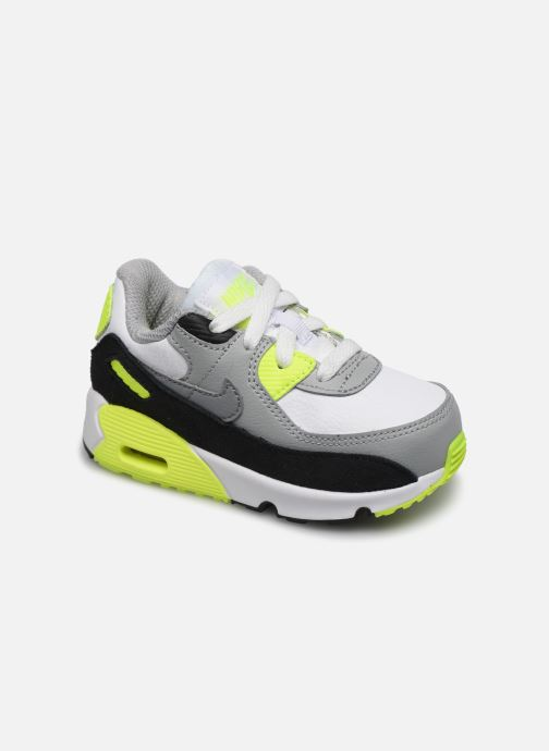 Trainers Nike Nike Air Max 90 Ltr (Td) White detailed view/ Pair view