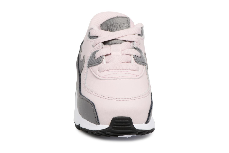 Sneakers Nike Nike Air Max 90 Ltr (Td) Rosa modello indossato