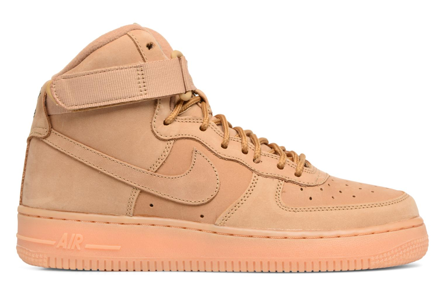 Trainers Nike Air Force 1 High Wb (Gs) Brown back view