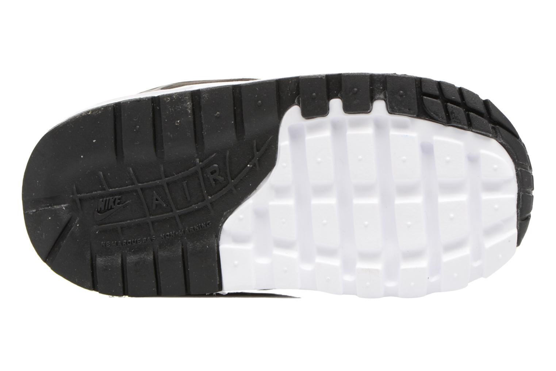 Baskets Nike Nike Air Max Zero Se (Td) Noir vue haut