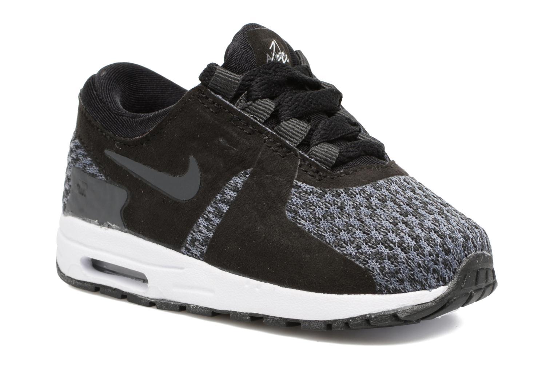 Baskets Nike Nike Air Max Zero Se (Td) Noir vue détail/paire