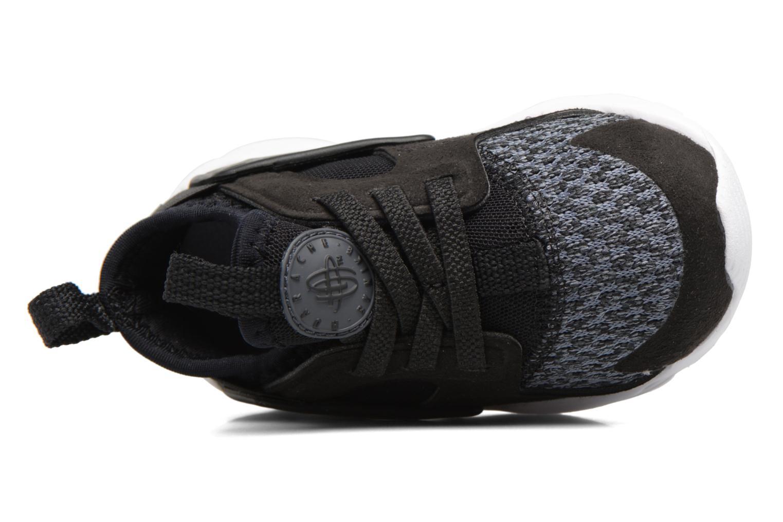 Baskets Nike Huarache Run Ultra Se (Td) Gris vue gauche