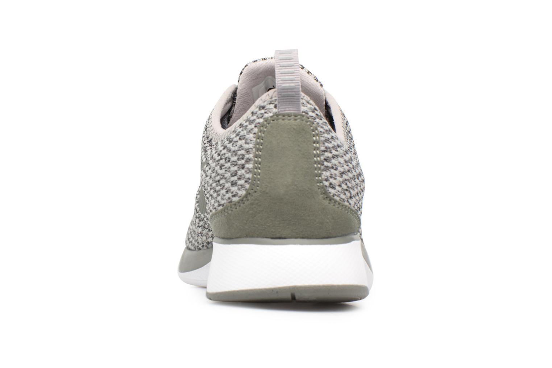 Baskets Nike Dualtone Racer Se (Gs) Gris vue droite