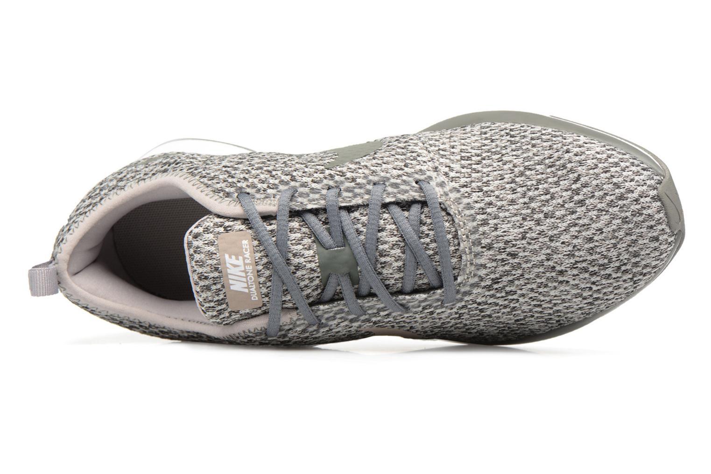 Baskets Nike Dualtone Racer Se (Gs) Gris vue gauche