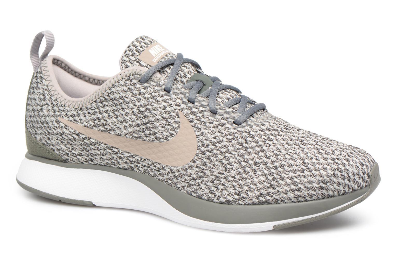 Baskets Nike Dualtone Racer Se (Gs) Gris vue détail/paire