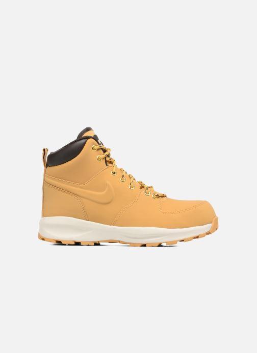 Ankelstøvler Nike Nike Manoa (Gs) Brun se bagfra