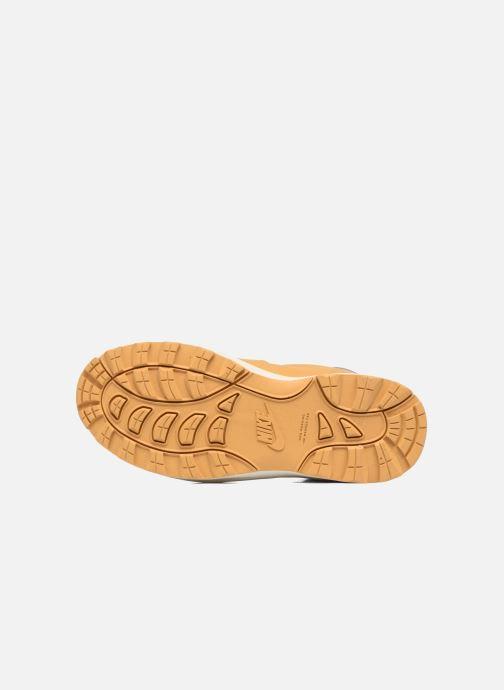 Stiefeletten & Boots Nike Nike Manoa (Gs) braun ansicht von oben
