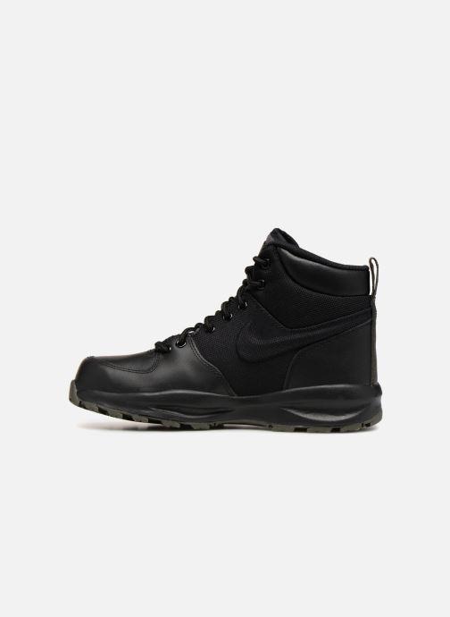 new concept c5d90 3a701 Bottines et boots Nike Nike Manoa (Gs) Noir vue face