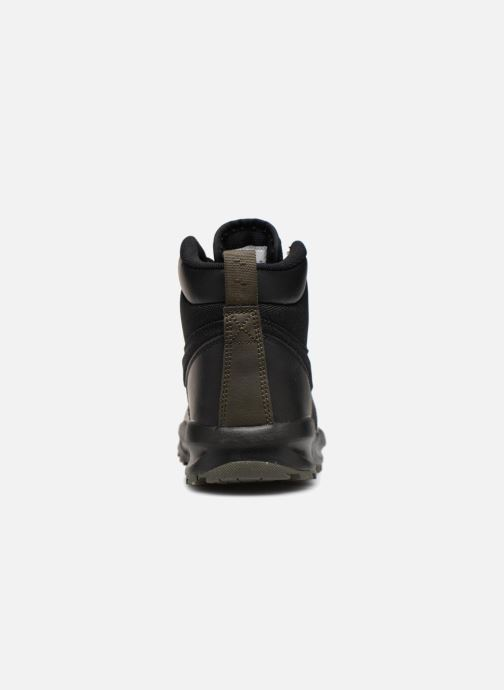 Bottines et boots Nike Nike Manoa (Gs) Noir vue droite