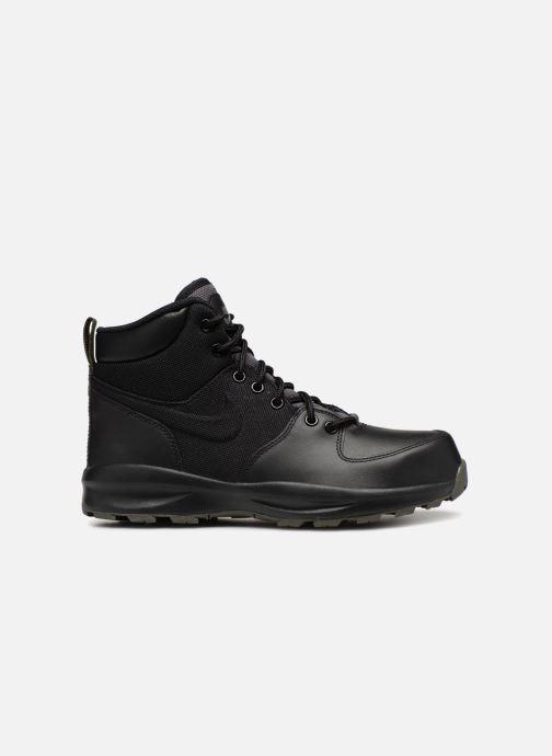 watch 5e200 c0180 Bottines et boots Nike Nike Manoa (Gs) Noir vue derrière