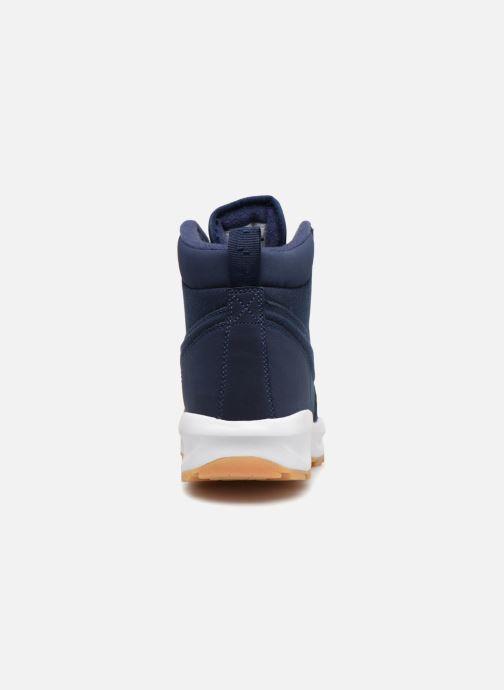 Stivaletti e tronchetti Nike Nike Manoa (Gs) Azzurro immagine destra