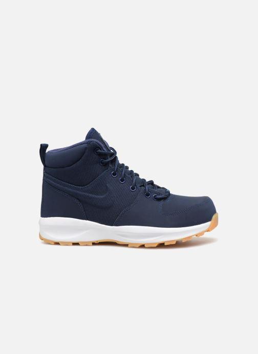 Stivaletti e tronchetti Nike Nike Manoa (Gs) Azzurro immagine posteriore