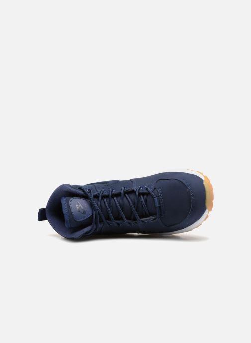 Stivaletti e tronchetti Nike Nike Manoa (Gs) Azzurro immagine sinistra