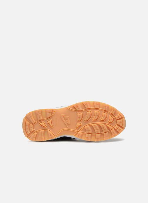 Stivaletti e tronchetti Nike Nike Manoa (Gs) Azzurro immagine dall'alto