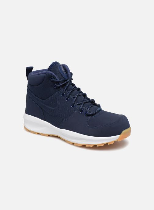 Boots Nike Nike Manoa (Gs) Blå detaljerad bild på paret