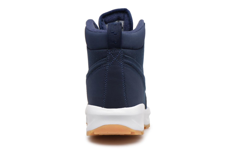 Bottines et boots Nike Nike Manoa (Gs) Bleu vue droite