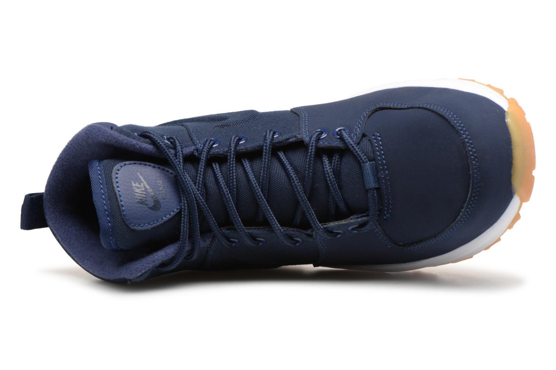 Bottines et boots Nike Nike Manoa (Gs) Bleu vue gauche