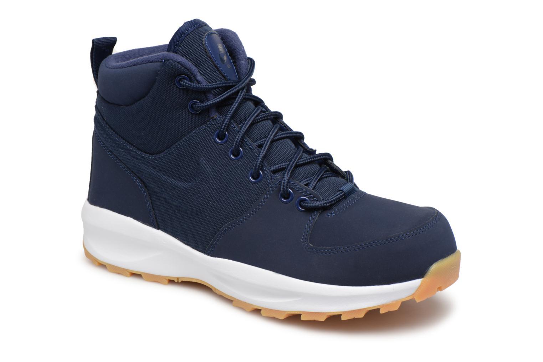 Bottines et boots Nike Nike Manoa (Gs) Bleu vue détail/paire