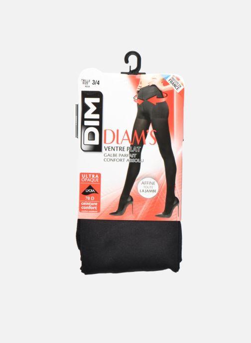 Chaussettes et collants Dim Collant DIAM'S VENTRE PLAT ULTRA OPAQUE Noir vue détail/paire