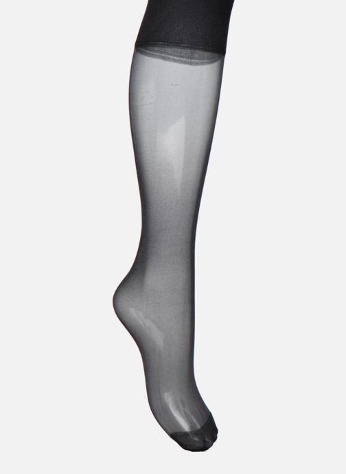 Chaussettes et collants Dim Mi-bas Beauty résist Lot de 3+1 Noir vue détail/paire