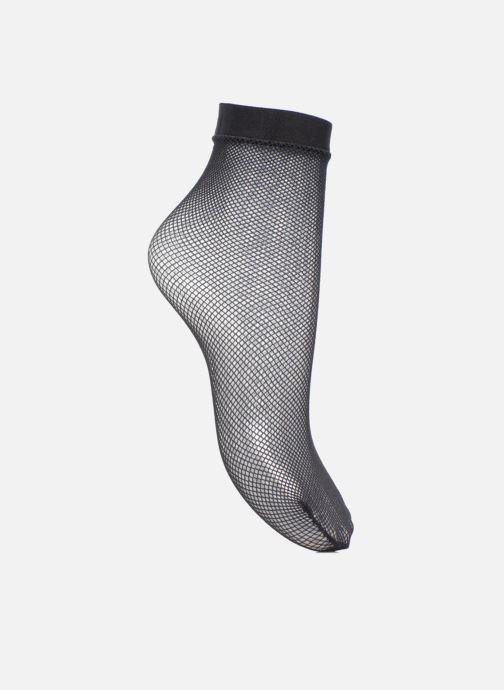 Chaussettes et collants Dim Socquettes RESILLE Noir vue détail/paire