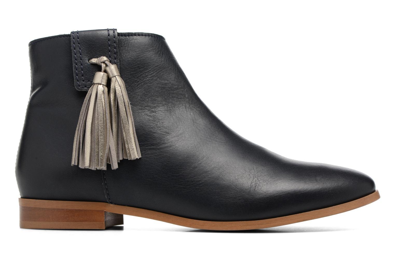 Bottines et boots Georgia Rose Goupone Bleu vue derrière