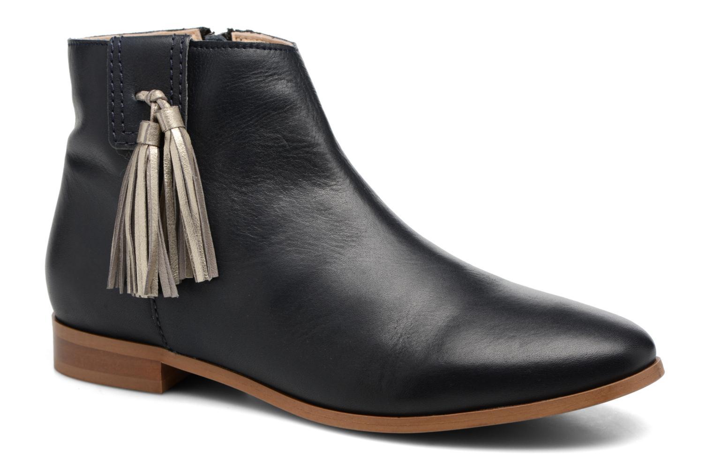 Bottines et boots Georgia Rose Goupone Bleu vue détail/paire
