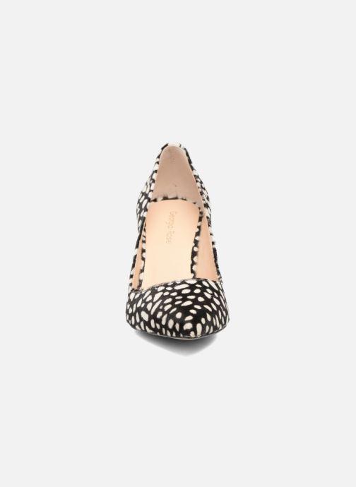 Zapatos de tacón Georgia Rose Gaby Negro vista del modelo