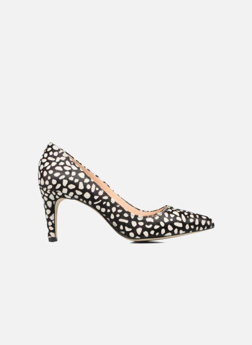 Zapatos de tacón Georgia Rose Gaby Negro vistra trasera