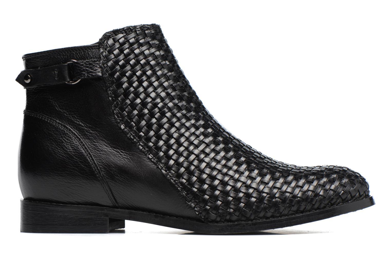 Bottines et boots Kickers Tuna Noir vue derrière