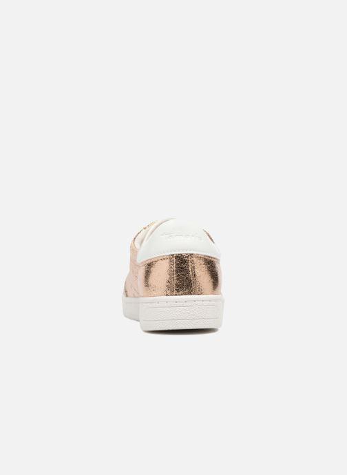 feb125e23bbe Tamaris Basika (gold bronze) - Sneaker chez Sarenza (310504)