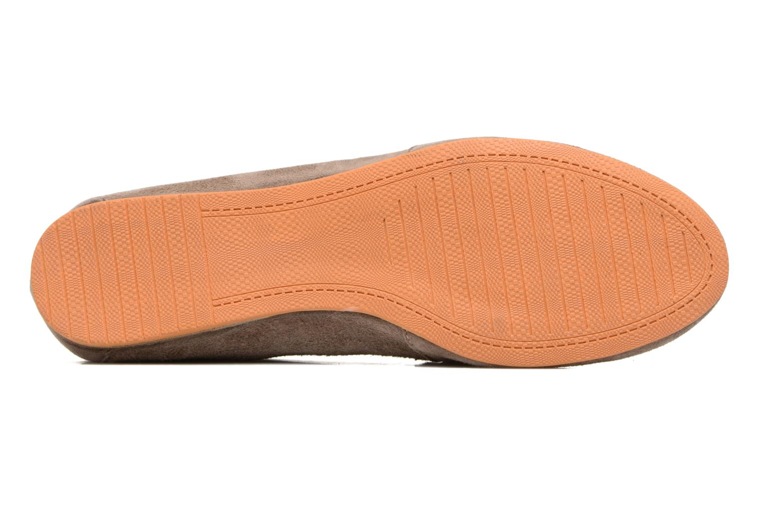 Loafers Tamaris Slippa Beige view from above