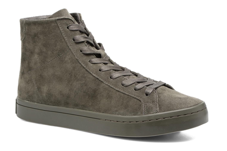 Sneakers Adidas Originals Courtvantage Mid Grigio vedi dettaglio/paio
