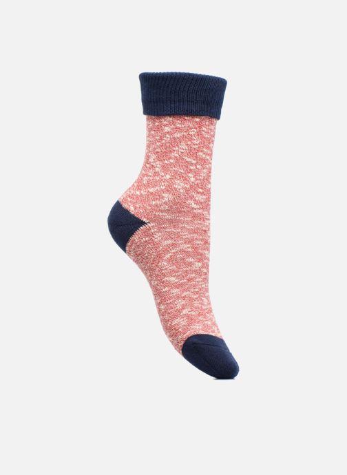 Socken & Strumpfhosen Sarenza Wear Chaussettes Femme Cocooning Coton rot detaillierte ansicht/modell