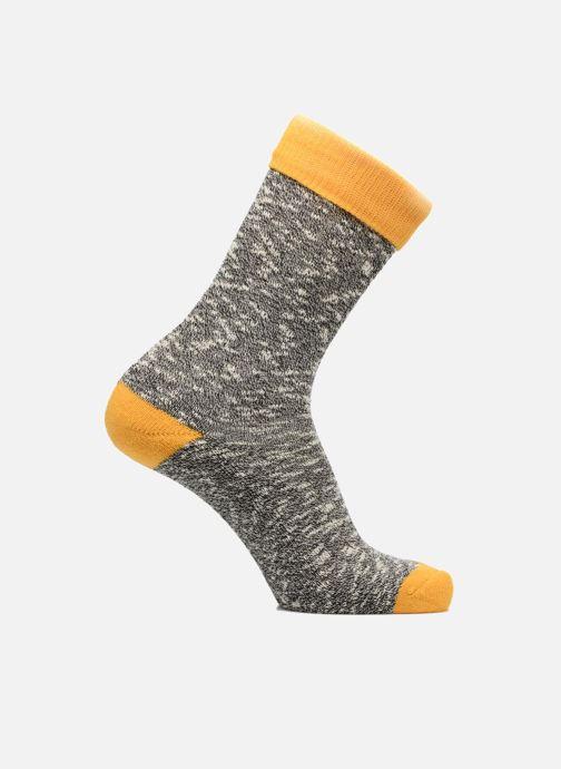 Chaussettes et collants Sarenza Wear Chaussettes Homme Cocooning Coton Jaune vue détail/paire