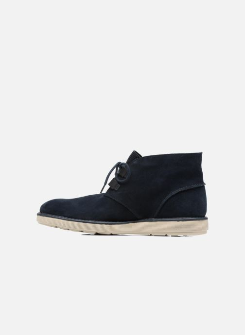 Ankle boots Clarks Fayeman Hi Blue front view