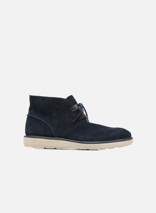 Bottines et boots Clarks Fayeman Hi Bleu vue derrière