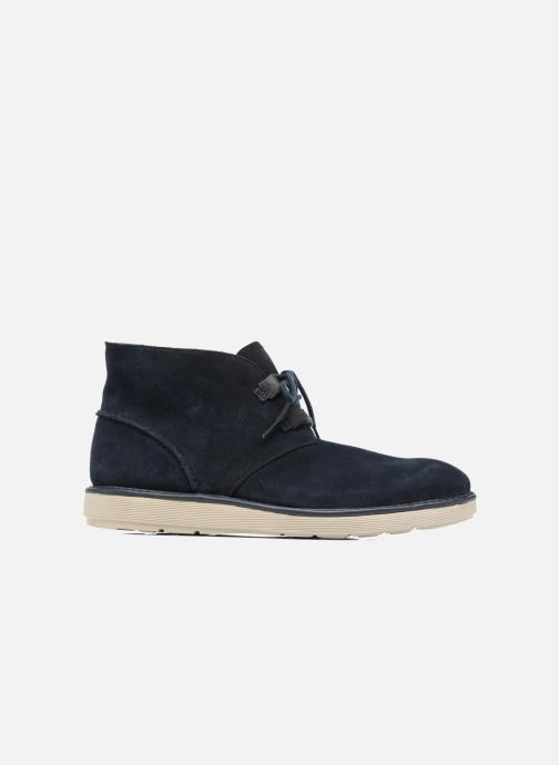 Ankle boots Clarks Fayeman Hi Blue back view