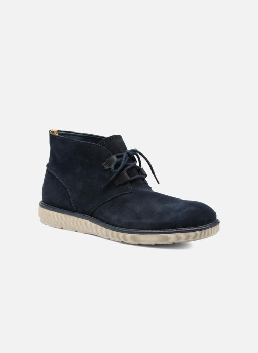 Ankle boots Clarks Fayeman Hi Blue detailed view/ Pair view
