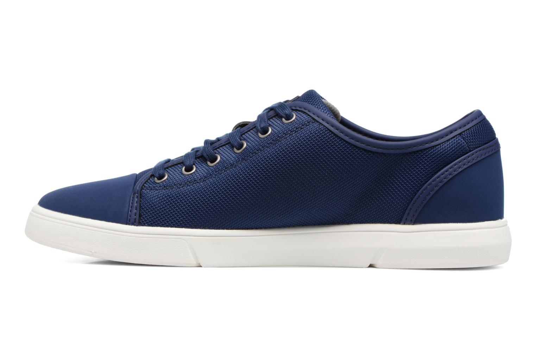 Sneakers Clarks Lander Cap Blauw voorkant