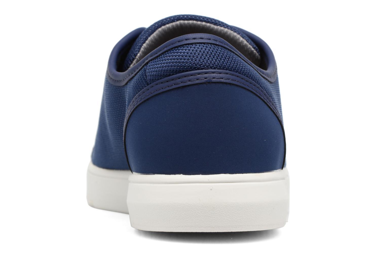 Sneakers Clarks Lander Cap Blauw rechts