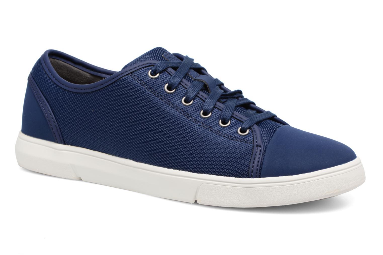 Sneakers Clarks Lander Cap Blauw detail