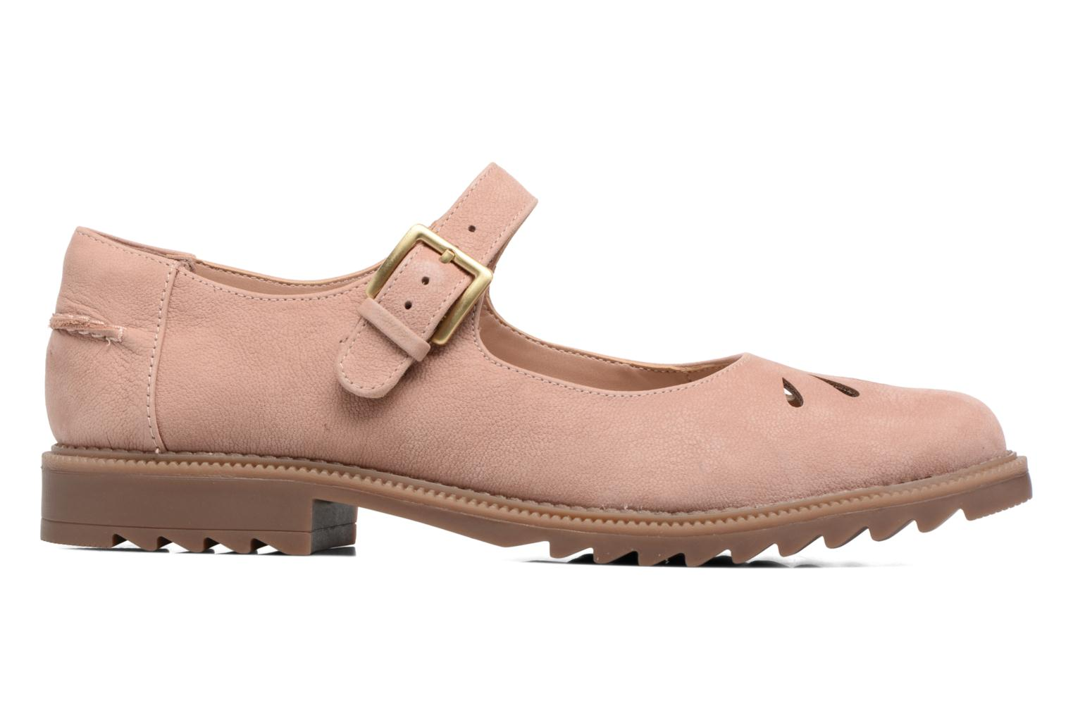 Ballet pumps Clarks Griffin Marni Pink back view