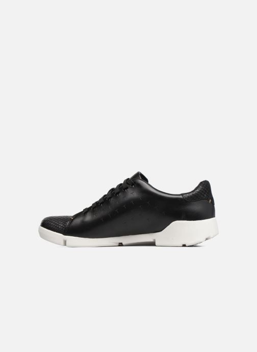 Clarks Tri Abby (schwarz) Sneaker bei (310617)