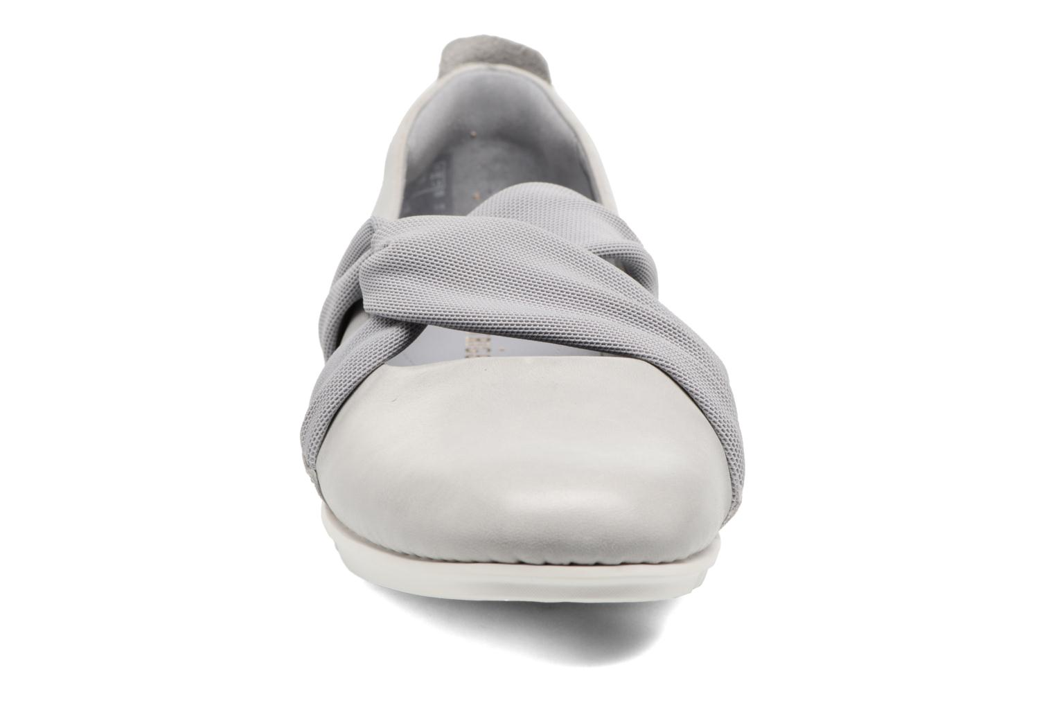 Ballet pumps Clarks Tri Accord Grey model view