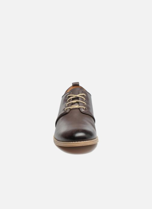 Snøresko Clarks Zyris Toledo Grå se skoene på