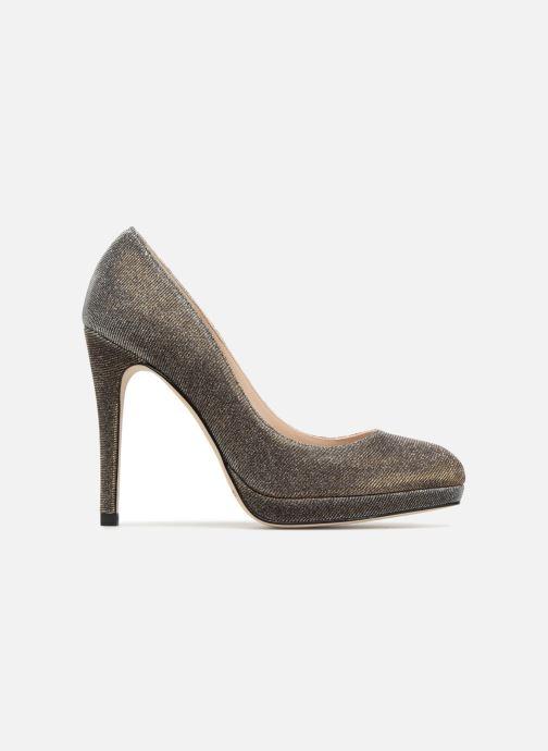 Zapatos de tacón L.K. Bennett New Sledge Oro y bronce vistra trasera